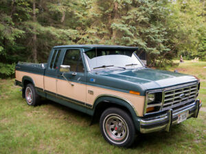 Ford F-150 XLT Lariat - SuperCab Shortbox