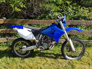 Go For A Rip?  2003 WR250F
