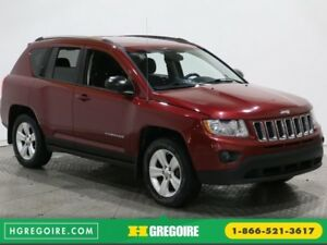 2012 Jeep Compass NORTH 4X4 AUTO A/C GR ELECT MAGS