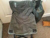 Child's camping/fishing chair