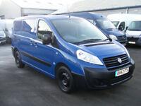 Fiat Scudo COMFORT P/V MULTIJET (multi-colour) 2012