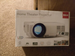 RCA Home Theatre Projector Brand New