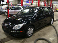 2010 Hyundai Elantra Touring 2.0 litre  5 SPD Manual 101759 kms