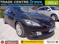 2009 MAZDA 6 2.2 D TS2 DIESEL MANUAL SALOON - CAR FINANCE FROM £25 P/WK