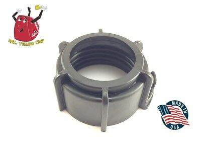 Blitz Gas Can Black Nozzle Spout Retaining Ring Replacement Vintage Fuel - New