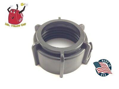 Blitz Gas Can Black Nozzle Spout Retaining Ring Replacement Vintage Fuel - New