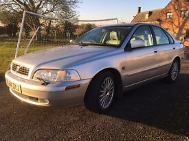 Volvo S40 1.8 SE Automatic - heated leather seats & alloys
