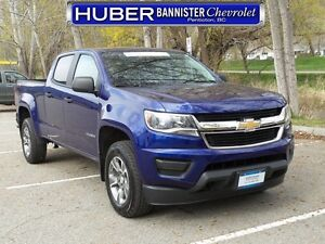 2016 Chevrolet Colorado 4X4/Factory Tow/Rear Camera