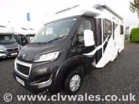 Bailey Approach 745 Fixed Bed Motorhome MANUAL 2015