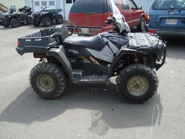 Used 2006 Polaris 500 SPORTSMAN X2 4WD