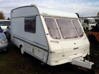 Swift sihoullette 1997 2 berth