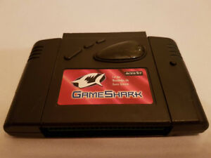 Game Shark - Nintendo 64 - N64