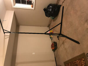 Strong Punching bag stand