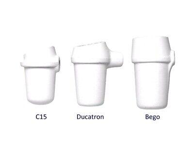Dental Crucibles - C15 Ducatron Bego Type