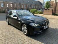 2014 14 BMW 5 SERIES 2.0L 518D SE 4D AUTO 141 BHP DIESEL
