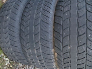 4 p265/70r17 all season tires all 4 for $220.00