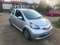 2006/06 Toyota AYGO 1.0 VVT-i AYGO+ YEARS MOT £20 TAX IDEAL FIRST CAR