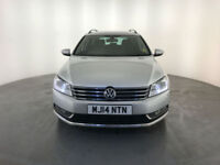 2014 VOLKSWAGEN PASSAT EXECUTIVE STYLE TDI BMT 1 OWNER SERVICE HISTORY FINANCE