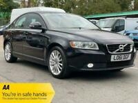 2011 Volvo S40 2.0 SE Lux Edition 4dr Saloon Petrol Manual