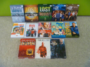 13 Assorted DVD Season Series $2 Each Or All 13 For $15