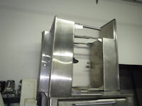 Commercial Double Stainless Steal Sink