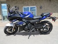 2013 YAMAHA FZ6R, LIKE NEW, FLAWLESS, LOW KMS, MUST SEE!!