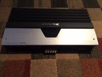 Alpine 4 Channel Amp F450