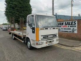 2002 51 IVECO-FORD CARGO TECTOR 3.9 75E17S DAY 1D 168 BHP DIESEL