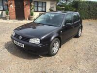 Volkswagen Golf 2.0 GTi Black