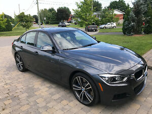 2016 BMW 340i xDrive M Performance Package - Transfert de Bail
