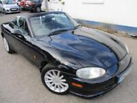 2001 MAZDA MX-5 (IS JASPER CONRAN) (LIMITED EDITION) CONVERTIBLE PETROL