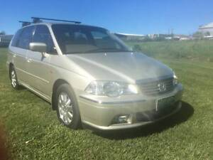2003 Honda Odyssey RWC REGO WARRANTY Yeerongpilly Brisbane South West Preview