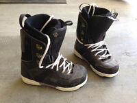 Solomon The J. Snowboard Boots - Kids - Used