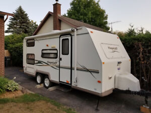 roulotte 18 pied 2002 Flagstaff