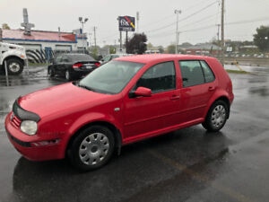 2007 Volkswagen Golf 2.0 Hatchback