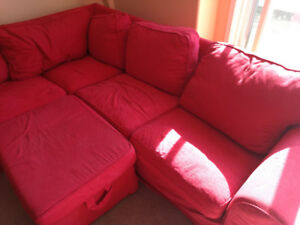 Large Sectional Couch available Pickup in south end