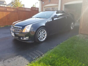2011 Cadillac Cts coupe for sale or trade.