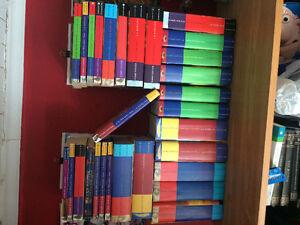 Huge lot of Harry Potter books