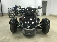 2011 BRP Can Am Spyder RSS 990 immaculate condition, low mileage