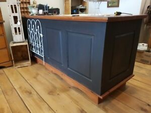 Hand Made Store Counter or Island