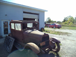 1929 Ford Model A Two Door