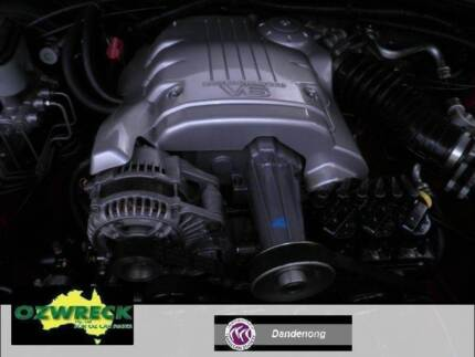 GHM COMMODORE VS VT VX VY SUPERCHARGED V6 3.8L ENGINE LONG MOTOR Dandenong Greater Dandenong Preview