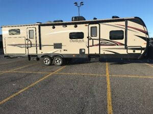 2014 Outback holiday trailer ( Diamond Edition)