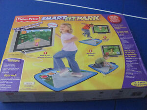 Fisher-Price Fun-2-Learn Smart Fit Park - 30 $