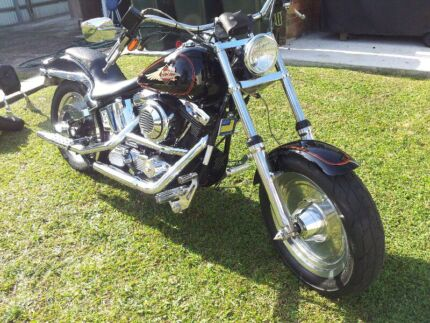 Softtail custom FXTC Shellharbour Shellharbour Area Preview