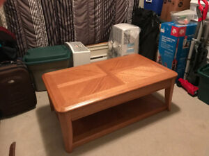 COFFEE TABLE FOR SALE - MOVING