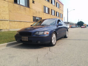 2001 VOLVO S60 T5 (2.3L 5 cylinder turbo) *(NEED GONE!)*