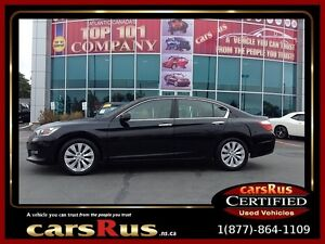 2013 Honda Accord EX-L Was $16,995 Plus Tax Now $16,995 Tax In!