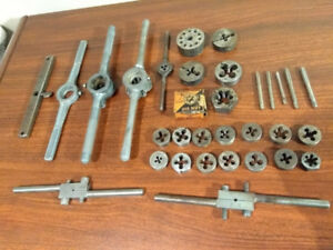 Various Machinist Taps, Dies and Tools  - $2 to $10 EACH