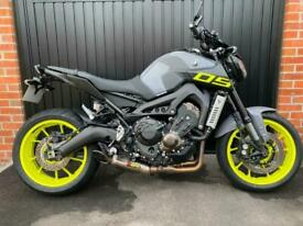 2016 Yamaha MT09 ABS Akrapovic Exhaust